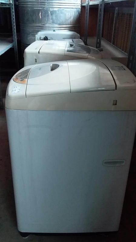 中古 TECO 東元洗衣機
