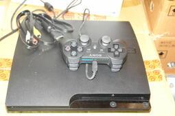 二手  近新 PS3 CECH-3012A 160GB  附原廠搖桿