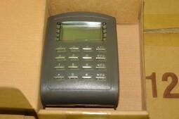 二手 良品 茂旭 SOYAL AR-727H 液晶螢幕顯示器 內建RS-485讀卡 或密碼 門禁 讀卡機 含運1500