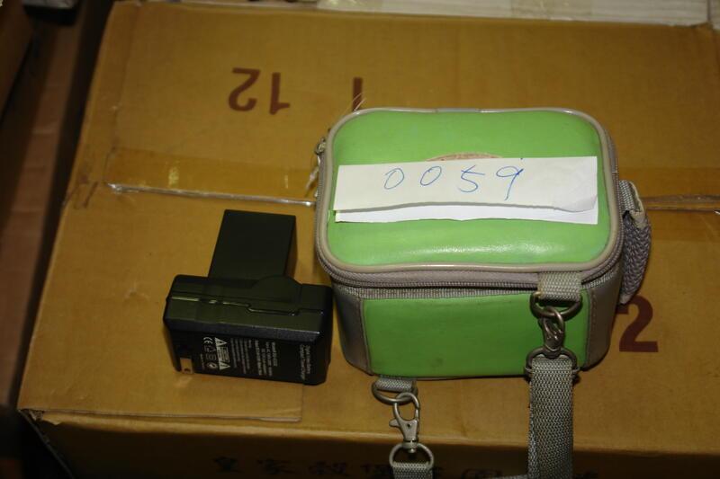 二手 JVC 數位攝影機 GZ-MG57-ATW 30GB 硬碟式攝影機 附袋子 電池 旅充