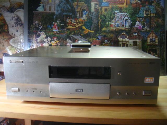 重量級 先鋒 Pioneer  DVD player DV-S9