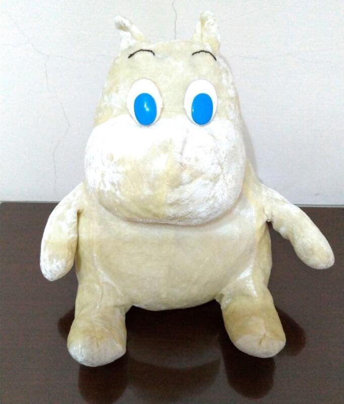 嚕嚕米  Moomins 娃娃 布偶 玩偶 玩具 公仔 人偶 擺飾