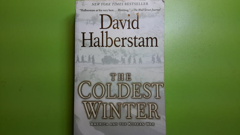 【世雄書屋】THE COLDEST WINTER :AMERICA AND THE KOREAN WAR