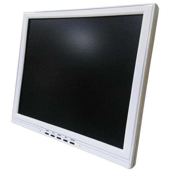 17吋 4:3白色螢幕電視、HDMI功能