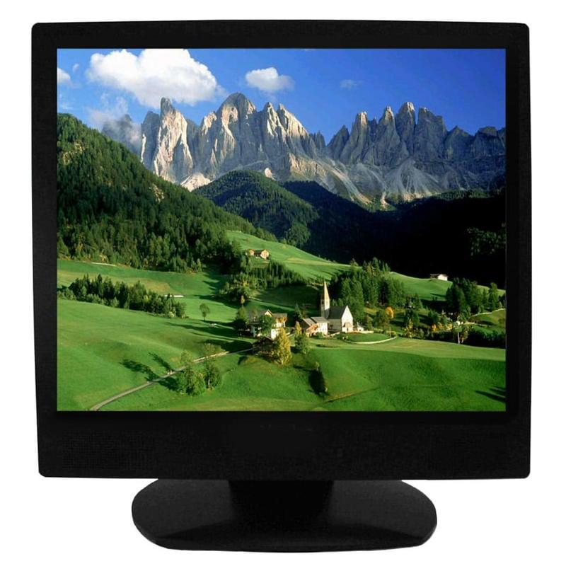 19吋 4:3經典比例 螢幕顯示器