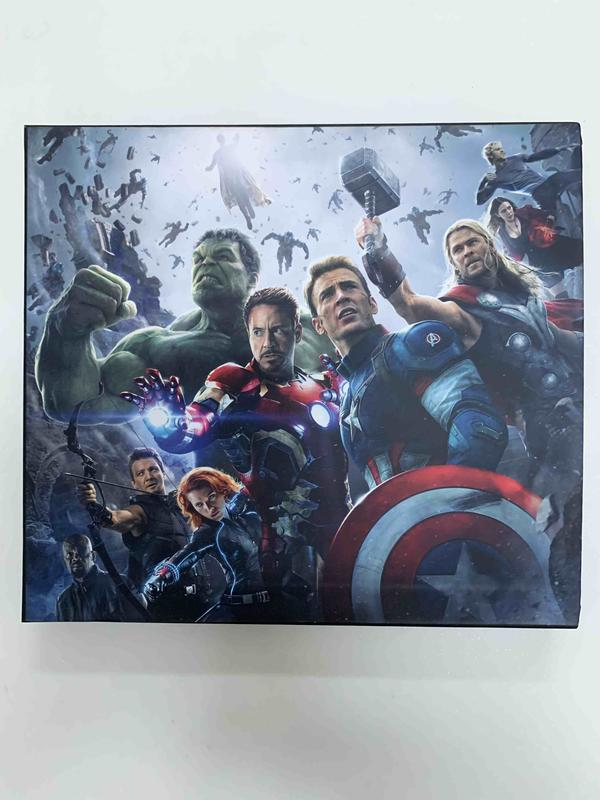 Marvel's Avengers: Age of Ultron The Art of the Movie Slipca