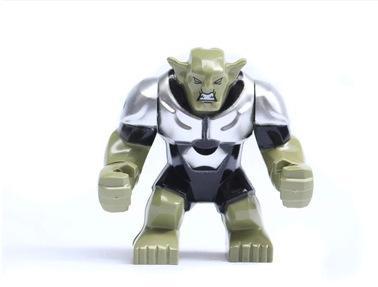 得高0183綠魔GREEN GOBLIN 英雄人仔 高時尚拼裝積木人偶模