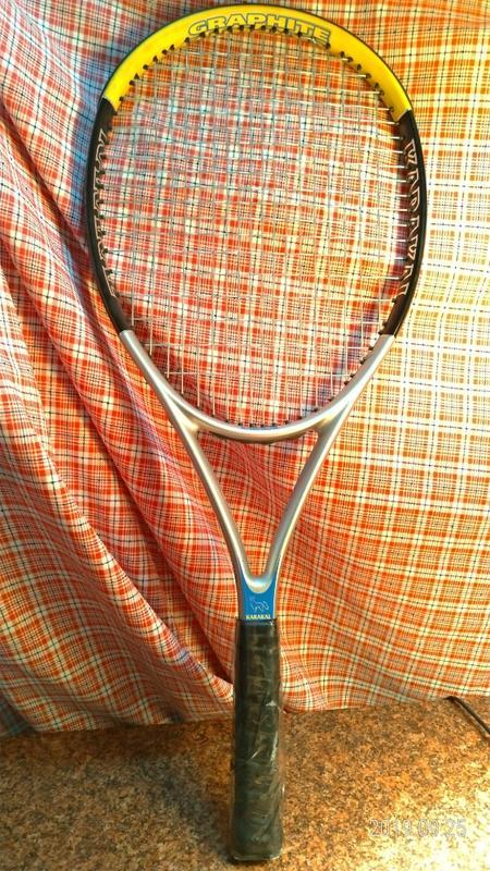 二手網球拍_karakal
