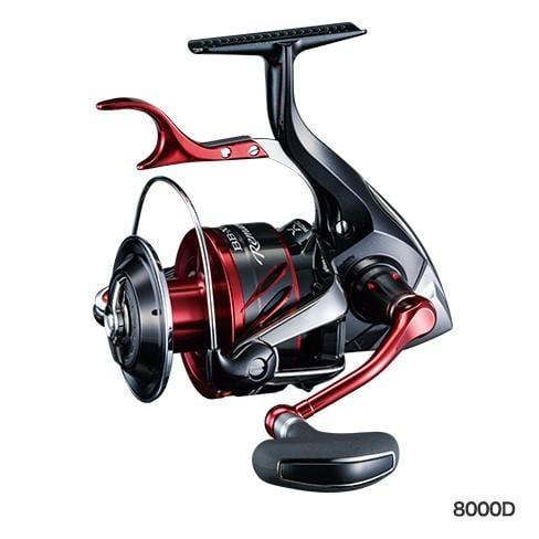 【大眾釣具百貨】SHIMANO BB-X Remare 5000DHG/6000D/8000D 手煞捲線器