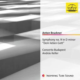 布魯克納第九號交響曲 / 安德拉斯凱勒 Andras Keller---TACET245