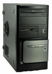 華碩/宏基/HP/戴爾/聯強 intel 四核套裝主機 4G 500G 可加購1G獨顯 超快文書機