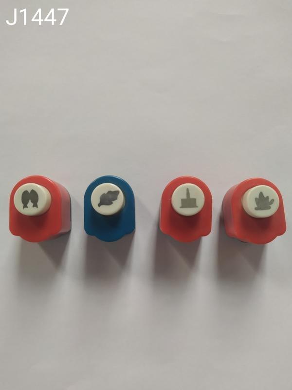 造型打孔機 四個一組