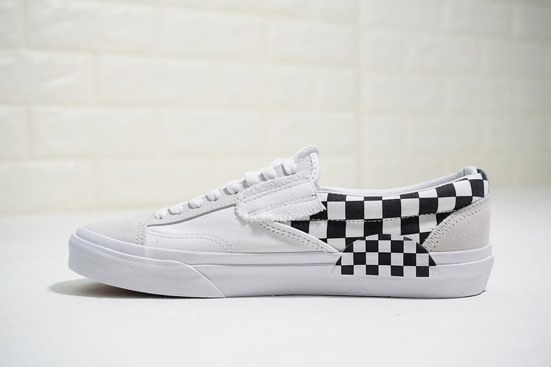 Vans Vault Slip-On Cap LX 男女鞋 白 舒適 帆布 懶人鞋 休閒鞋 VN0A3TKSUC0