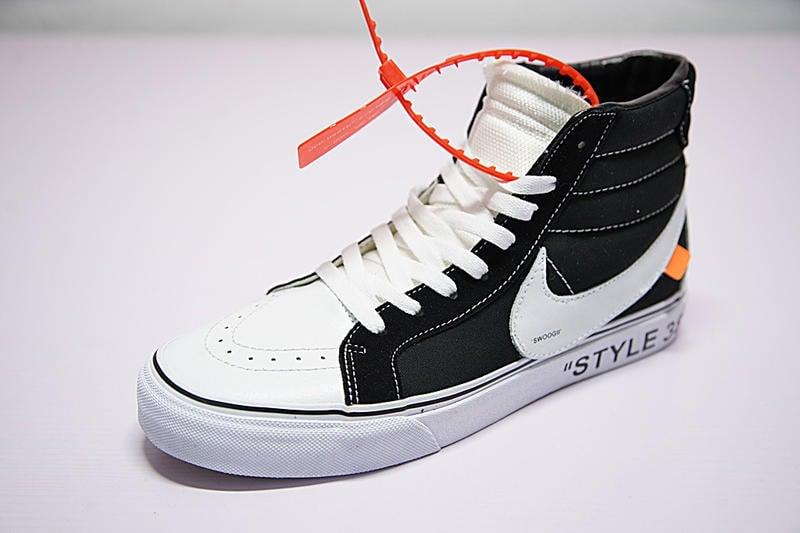 converse x off white v2 on feet