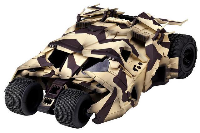 7-11取貨付款 正日版 全新 山口式  蝙蝠車 3款合售不分售 黑色+迷彩+砲塔迷彩