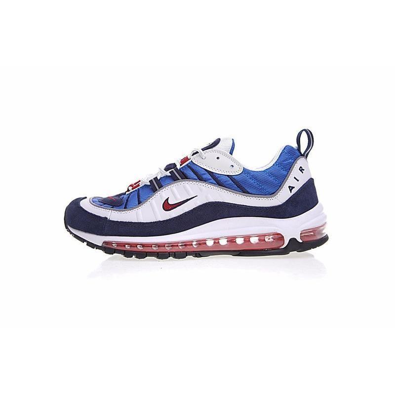 至高聯名Supreme x NikeLab Air Max 98 復古氣墊百搭慢跑鞋休閑鞋 運動鞋 男鞋