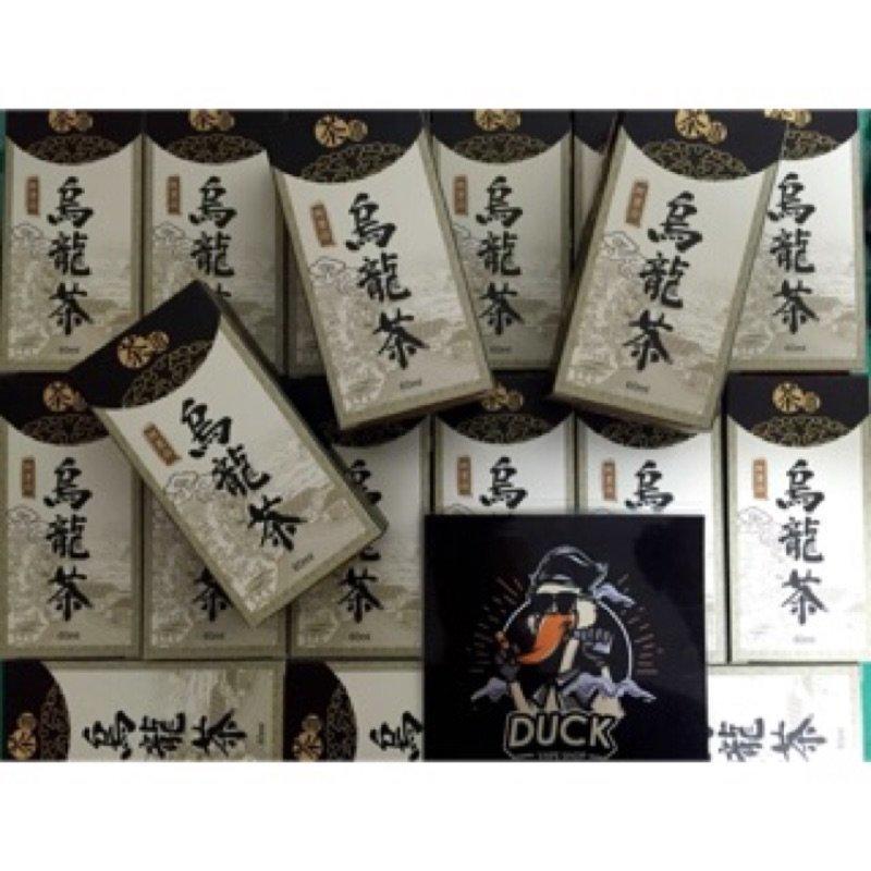 蒸汽鴨|🇹🇼台灣手作 茶道 阿里山 烏龍茶 60ml (附30ml分裝筆瓶)非茶韻 鐵觀音