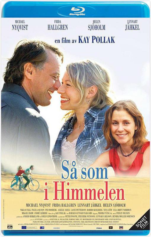 就像在天堂 / 其實在天堂  SÅ SOM I HIMMELEN (2004)