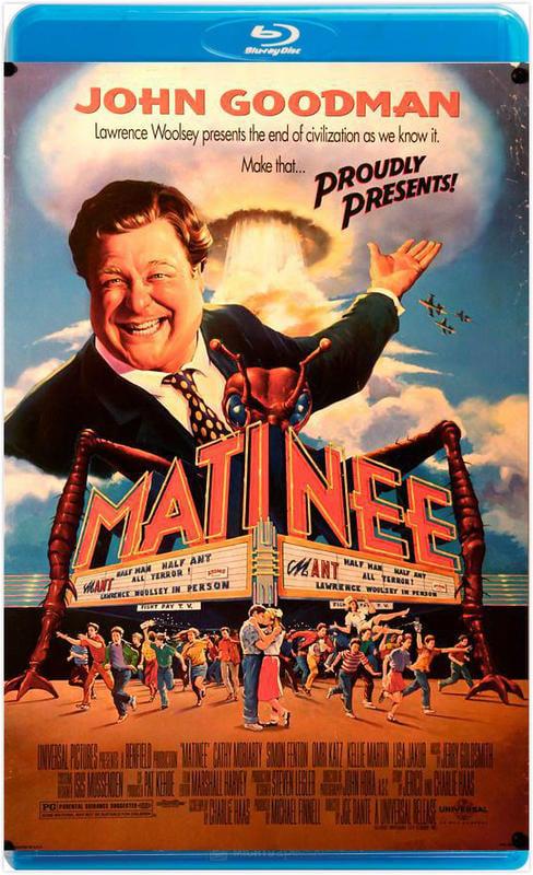馬提尼  / 日場演出  MATINEE (1993)