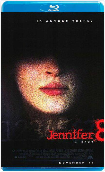 珍妮花謀殺案 / 盲女凶殺案   JENNIFER EIGHT (1992)