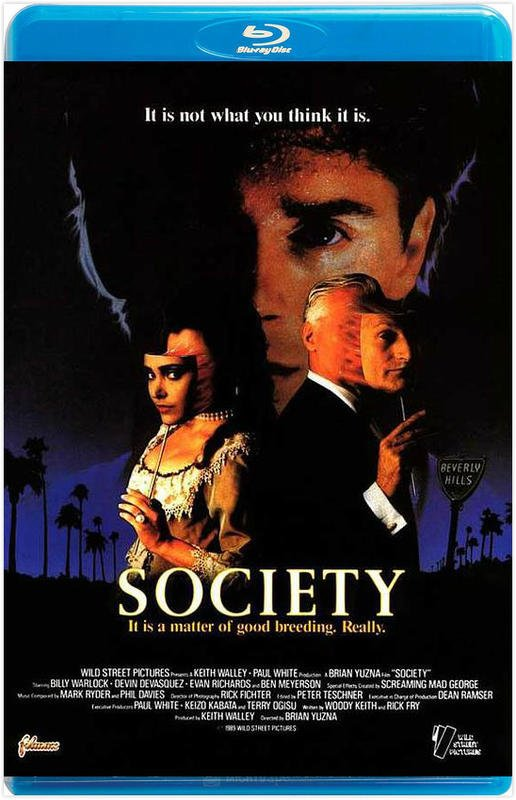 上流社會 / 靈異出竅  SOCIETY (1989)