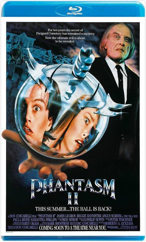 五鬼拍門二之邪魔不死 / 幻象2 / 鬼追人2  PHANTASM2 (1988)