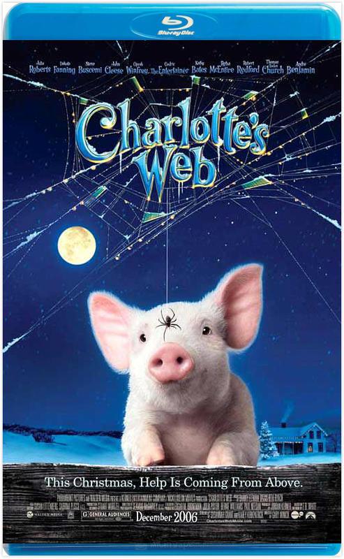 籬笆牆外 / 夏洛的網 / 夏洛特的網   CHARLOTTE'S WEB (2006) 國配5.1