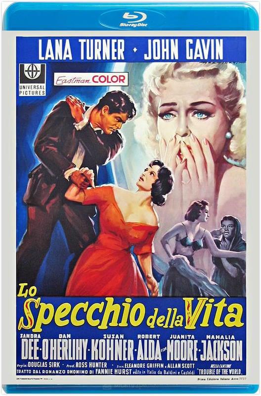 生活的摹仿 / 春風秋雨  IMITATION OF LIFE (1959)