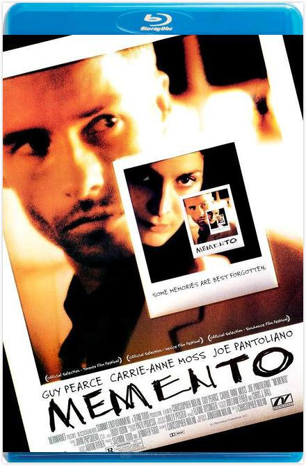 記憶拼圖 / 失憶 / 記憶碎片 MEMENTO (2000) 雙T珍藏版 帶國配
