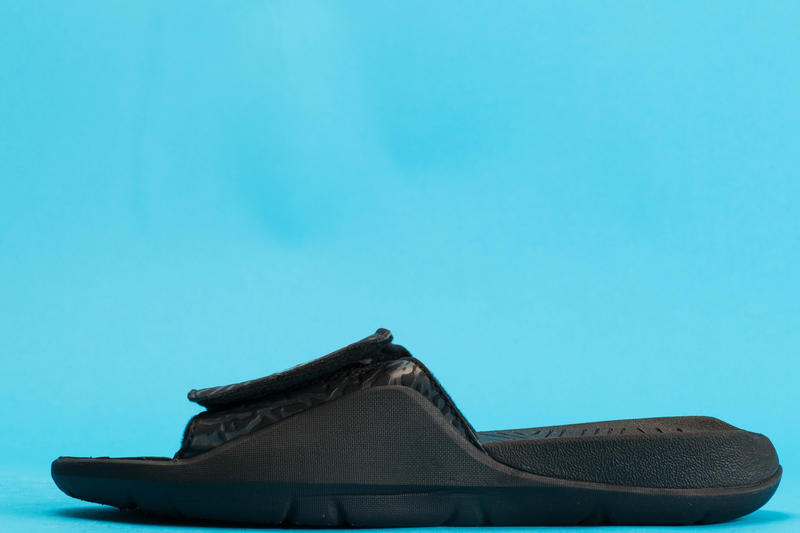 Nike Air jordan Hydro 7 V2 潮流拖鞋 沙灘鞋 運動拖鞋 男女鞋 黑金 BQ6290-007