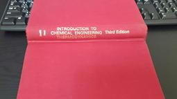 小紅帽◆《Introduction to chemical Engineering 3/E》淡江 邱如升 微筆記V13