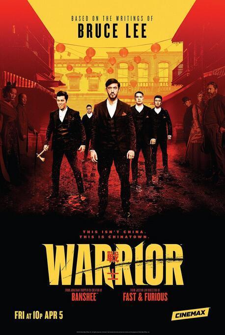 戰士/龍戰士第一季 Warrior Season 1(現貨)