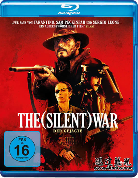 BD-13290無聲血戰/聾啞 The (Silent) War (2019)