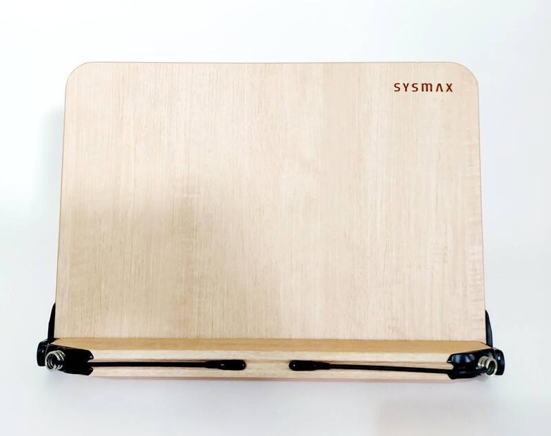 【現貨】韓國 木製 Sysmax 讀書架 Costco 書架  木製立書架 好多市 快速出貨 代購