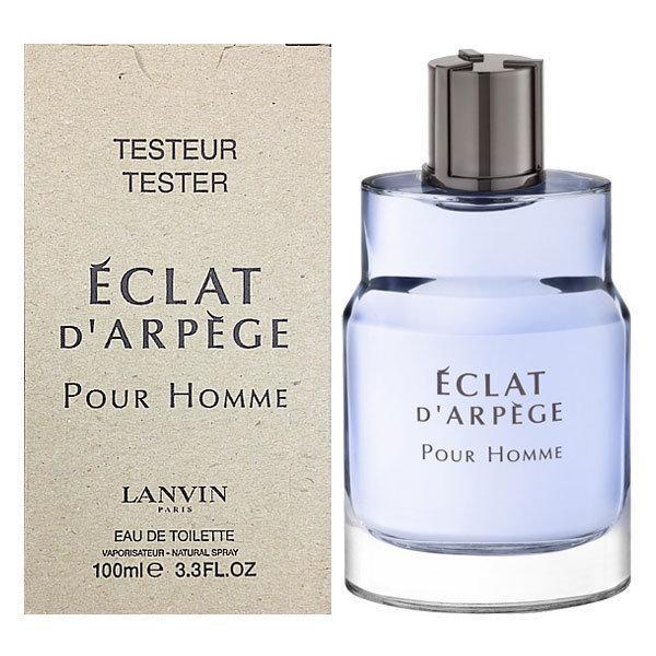 魅力你的香*LANVIN Eclat d'Arpege 浪凡 蔚藍海岸 男性淡香水 TESTER 100ML
