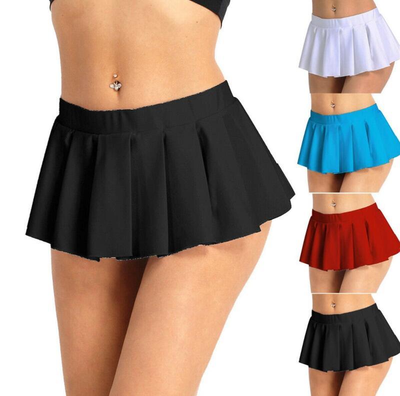 百褶裙/超短裙18.5公分/面料名稱:萊卡/塑袋裝-無精美包裝/紫色妖姬E177-SKR11
