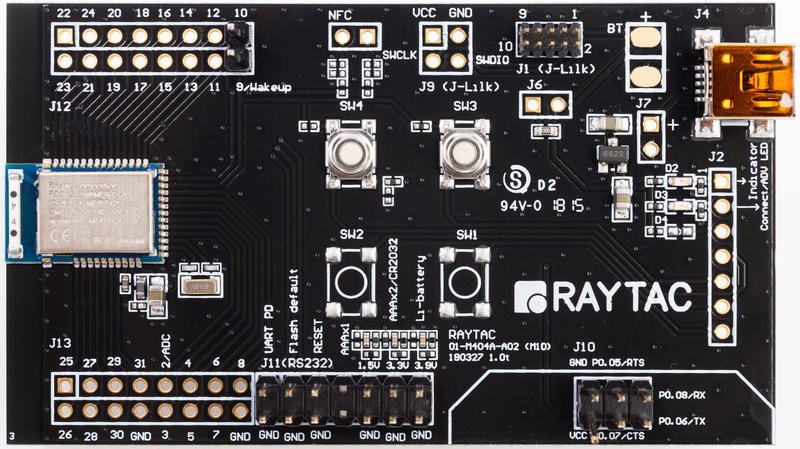 BT5 AT Command 藍牙透傳Maste/Central 主控端開發版 Nordic nRF52832方案