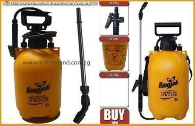 消毒噴霧器 噴水器 澆水器 澆花 洗車 噴農藥器 噴消毒器 灑水器 5公升 / 5l