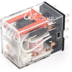 【佑齊企業 iCmore】MY2N-GS-220/240VAC   OMRON  (附燈)小型功率繼電器(含稅)