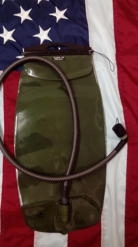 Source 早期版本 3L 100oz 水袋 軍版 Ranger SEAL DEVGRU SOF