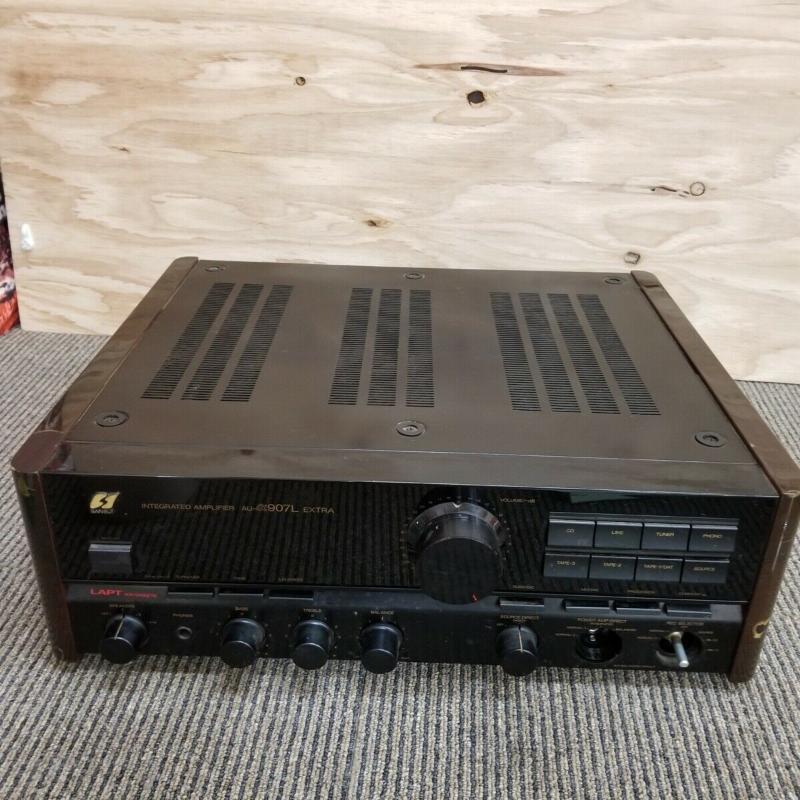 sansui au-907dr 整合放大器(晶體管) 601026462 日本001
