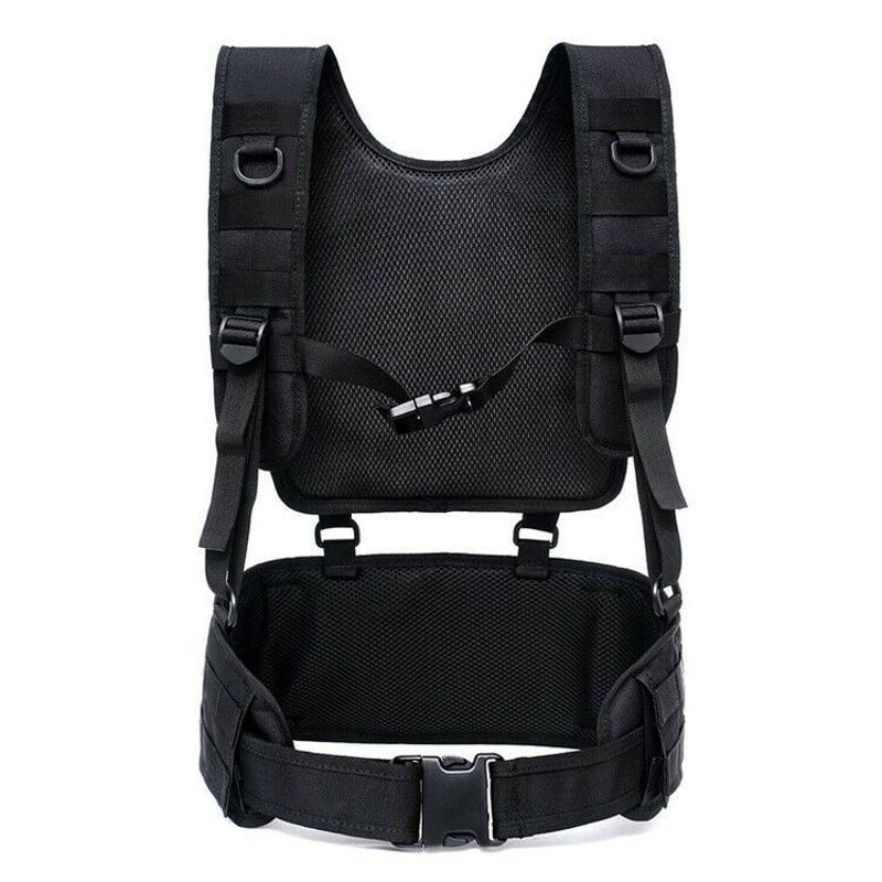 戰術 gk5 molle 肩帶腰帶腰帶繫帶吊帶腰帶