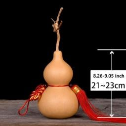Natural gourd Multi-Purpose Craft Supplies Ornament Pendant 4-50cm Optional #008
