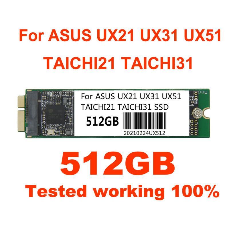 替換adata 512gb ssd xm11-v2 用於asus ux21 ux31 ux21a ux31a ux31 筆電 全新