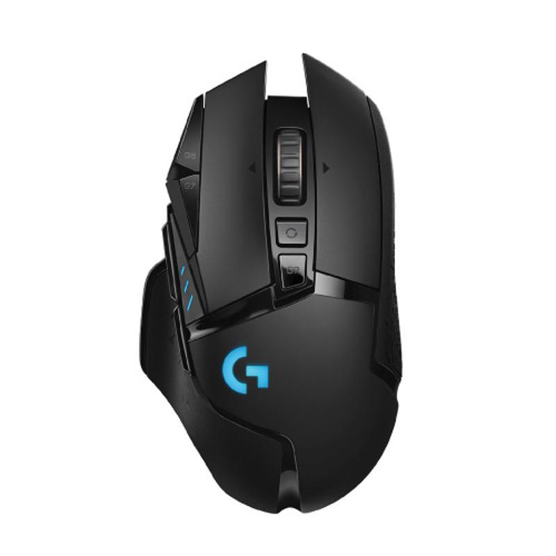 全新現貨 Logitech G502 Lightspeed 無線電競滑鼠 - 黑色 - *TW*