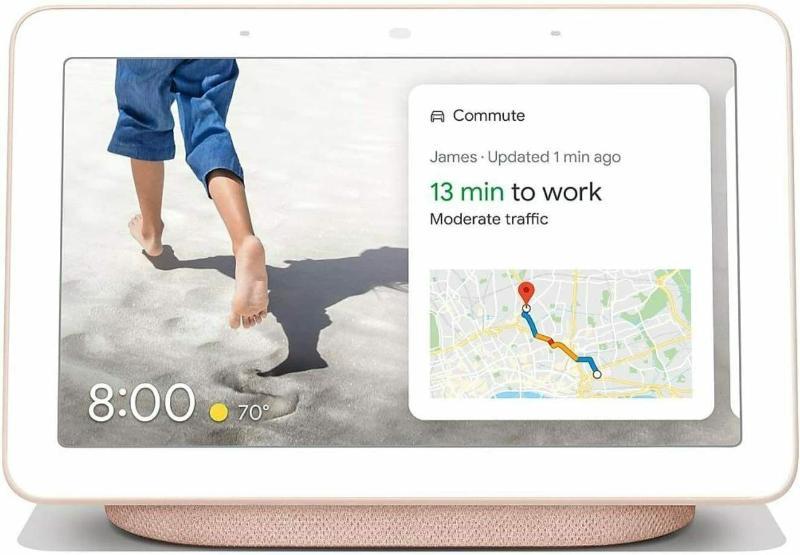 全新現貨 Google Nest Hub 智能家居助理 - sand 淺紅色 - *TW*