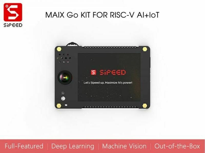 sipeed go go k210 ai 口袋豪華全可發展板debugger