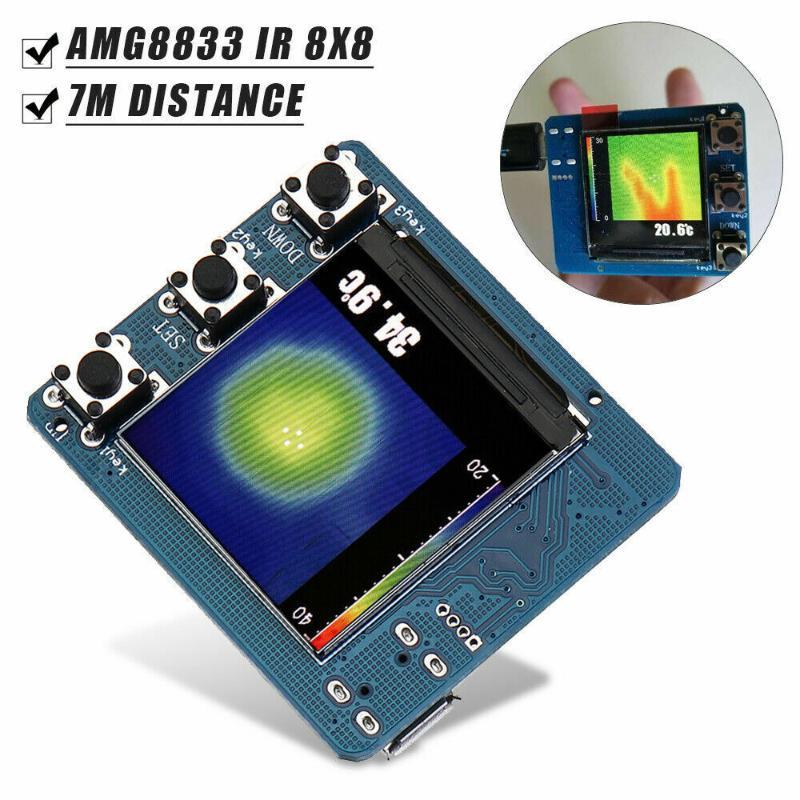 amg8833紅外線紅外線8x8熱成像相機陣列溫度傳感器模組