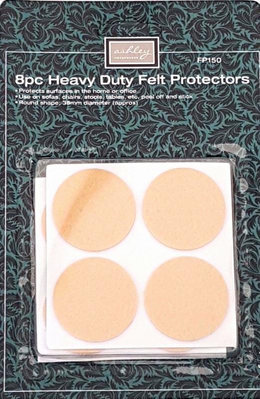 2/8/38 Piece Heavy Duty Felt Protector Pad Furniture Protect Floor Wood Laminate