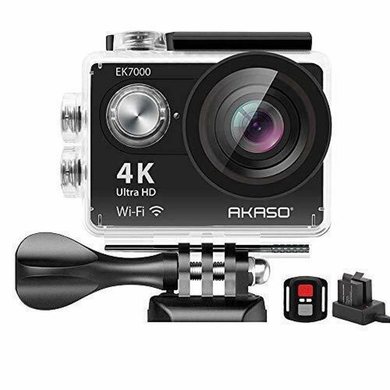 akaso ek7000 4k wifi運動相機 超高清防水 dv攝錄影機 12...